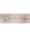 ДЕКОР CERSANIT MARBLE ROOM PATCHWORK FLOWER 20*60